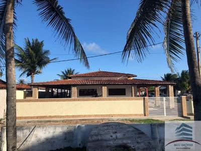 Casa De Praia Mobiliada A Venda Em Genipabu