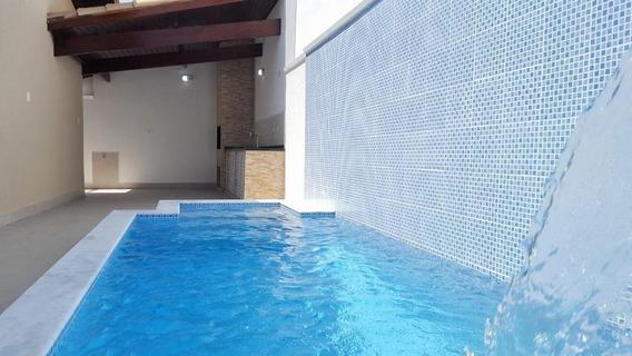Casa Em Cibratel I, Itanhaém/sp De 158m² 3 Quartos À Venda Por R$ 560.000,00 - Ca285950
