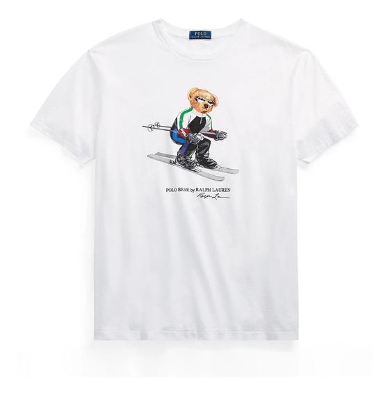Playera Polo Ralph Lauren Bear T-shirt Original Hombre (l)