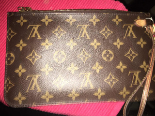 Cartera Louis Vuitton Original Usada