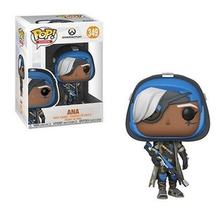 Funko Pop 349 Overwatch - Ana S4