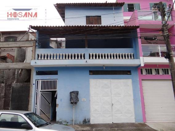 Casa Financiada Em Caieiras 3 Dormitórios - So0458