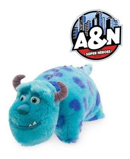 Almohada Sulley Monsters Inc Disney Store 100% Original