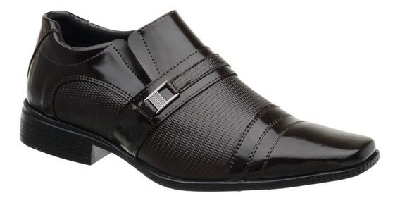 Sapato Social Masculino Direto Da Fábrica Super Confortável