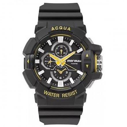 Relógio Mormaii Masculino Análogo Moy121e5cb/8y Original