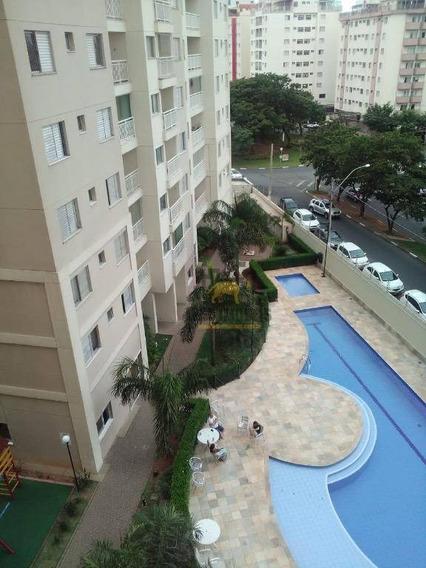 Apartamento Para Venda - Em Frente Ao Supermercado Enxuto, Shopping Unimart- Condomínio Allegro - Jardim Aurélia - Campinas - Ap1578