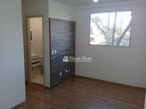 Imagem 1 de 25 de Apartamento Com 2 Dormitórios À Venda, 44 M² Por R$ 170.000,00 - Cidade Parque Brasília - Guarulhos/sp - Ap0132
