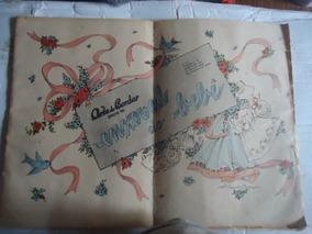 Livro Revista Arte De Bordar Enxovais Para Bebe Ano 1963