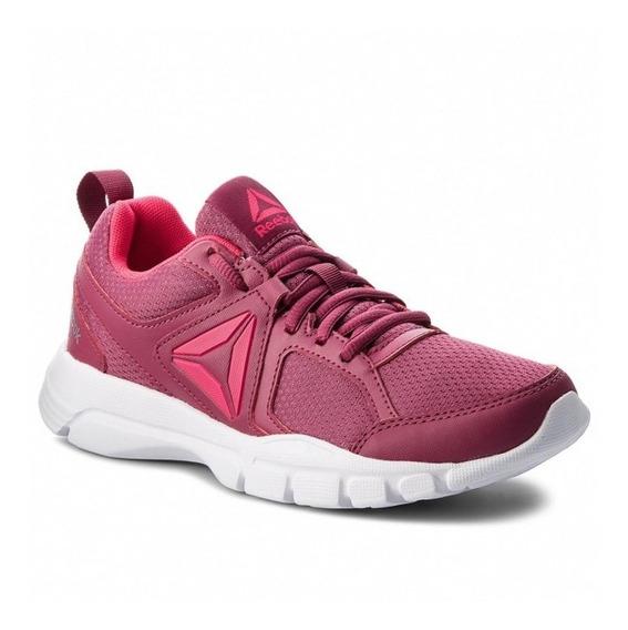 Zapatillas Reebok 3d Fusion Para Mujer - Color Rosa Chicle