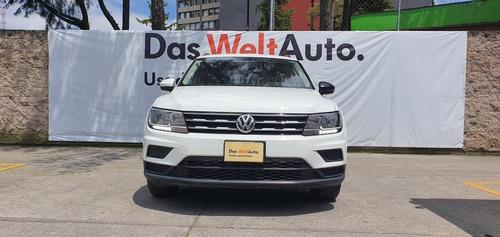 Imagen 1 de 11 de Volkswagen Tiguan 1.4 Trendline Plus Dsg Blanco 2019