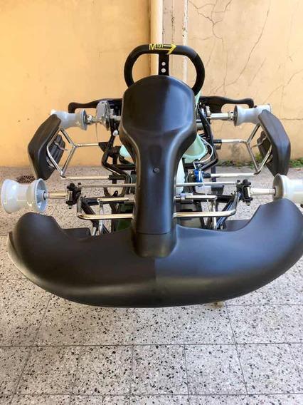 Karting Chasis M101 0 Km No Vara Tbr Ksm Kdm Crg Tony Kart