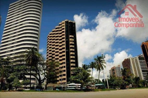 Golden Flat Fortaleza Av. Beira Mar, 4260 Vista Mar !!! Mucuripe Fortaleza, Ceará - Fl0019