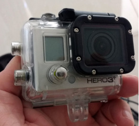 Gopro Hero 3+ Black Edition Com Lcd Touch