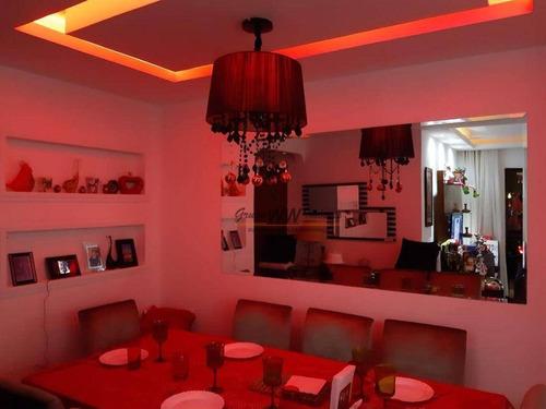 Apartamento À Venda, 95 M² Por R$ 690.000,00 - Tucuruvi - São Paulo/sp - Ap3138