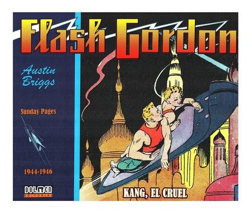 Imagen 1 de 3 de Flash Gordon Tiras Diarias 1944-1946 - Ed. Dolmen - Briggs