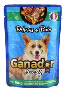 Alimento Ganador Recetas Delicias De Pavo 100gr