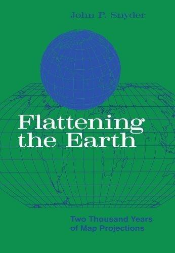 Flattening The Earth - Livro Em Inglês
