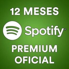 12 Meses De Duração Spotify