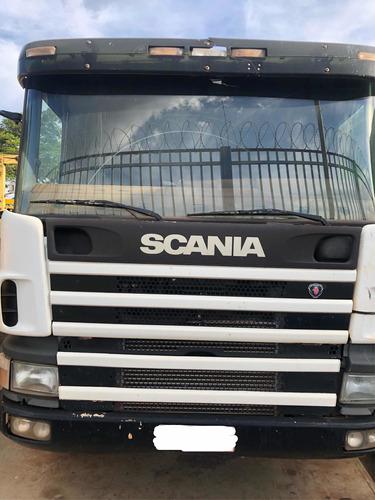 Caminhão Scania 124 360 Cavalo Traçado 6x4