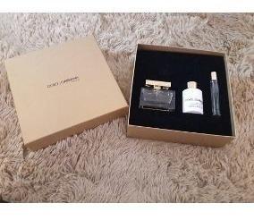 Kit The One Eau De Parfum Dolce & Gabbana - Perfume Feminino