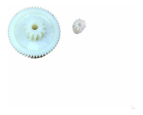 Imagen 1 de 3 de Juego Engranaje Para Caja Motores Autos Bateria Niños