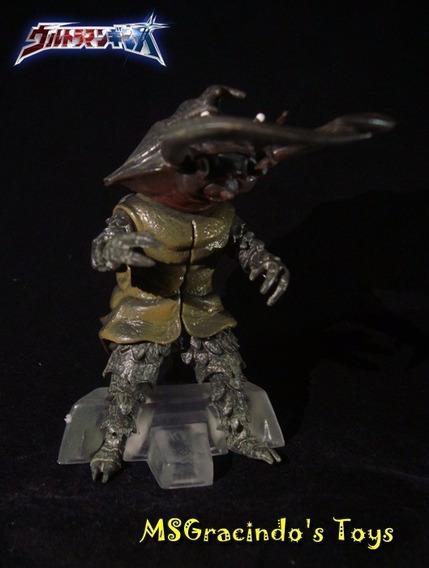 Boneco Bandai / Ultraman - Alien Antlar - Importado E Raro!