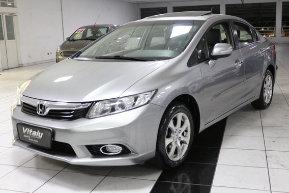 Honda Civic Exs Top Teto 1.8 Flex !!!! 2013!!!!