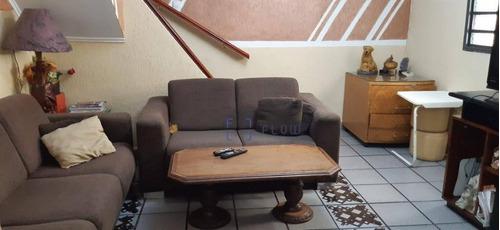 Casa 120m², 3 Dormitorios,  2 Vagas - Mirandópolis - Ca1386