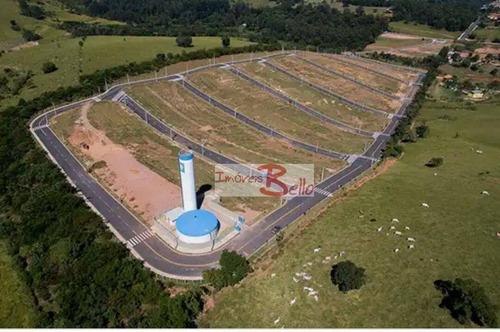 Imagem 1 de 1 de Terreno À Venda, 150 M² Por R$ 85.000 - Horizonte Azul - Itatiba/sp - Te0698