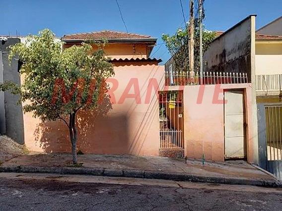 Casa Terrea Em Santana - São Paulo, Sp - 345194