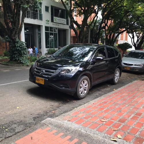 Honda Crv 2.4 Lx 2014 Única Dueña
