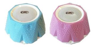 Parlante Inalambrico Bluetooth Con Luz Gtc Spg-203