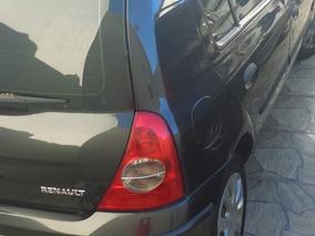 Renault Clio 1.0 16v Authentique Hi-flex 5p 2007