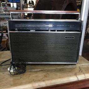 Rádio Philco Transglobe Ford Antigo Portátil Ñ Rca 307