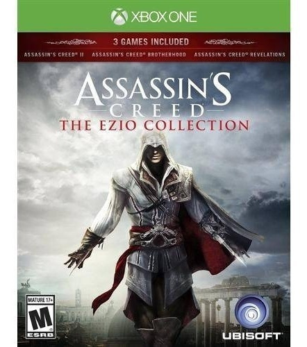 Assassins Creed: The Ezio Collection - Xbox One