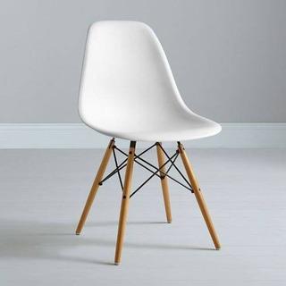 Combo Set X 4 Sillas Living Comedor Diseño Eames - Mod 173