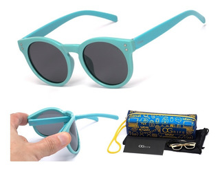 Oculos Ogrife Solar Og 1644-i Infantil Flexível Não Quebra