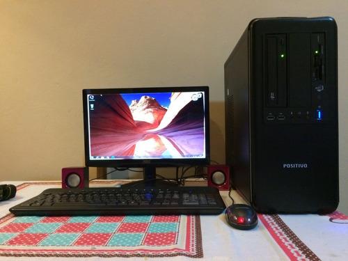 Imagem 1 de 10 de Computador Desktop Completo