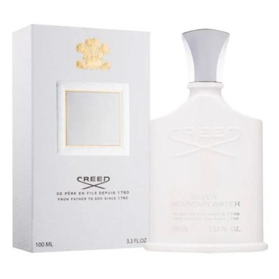 Perfume Creed Silver Mountain Water Edp M 100ml