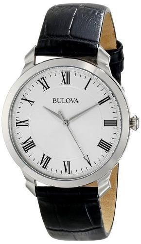 Relógio Bulova 96a133 Masculino Slim Social Classico