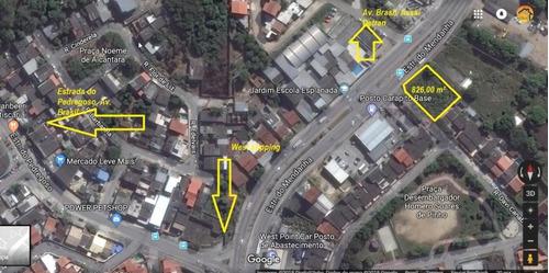 Imagem 1 de 15 de Terreno Para Venda Em Rio De Janeiro, Campo Grande - M826_2-763230