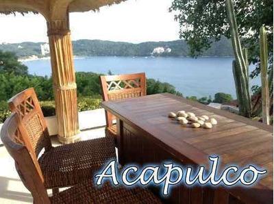 Casa Acapulco Venta Oportunidad Vista 6 Cuartos Alberca J