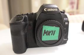 Canon 5d Mkii - 2 Bateiras + Carregador + 2 Cartões