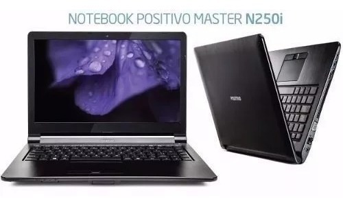 Notebook Positivo Master N250i I5 4º Ger Hd 500 8gb Garantia