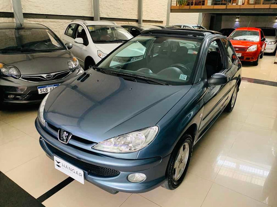 Peugeot 206 1.6 Xs Hangar Motors 100% Financiado - Permuto