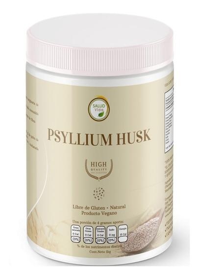 Psyllium Husk Plantago Premium 1 Kg.