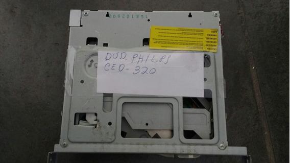 Mecânica Dvd Philips Ced320