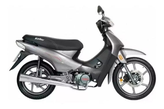 Keller 110 Full 18ctas$2.914 (tipo Zanella Zb) Motoroma (z)