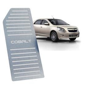 Descanso De Pé Chevrolet Cobalt Todos Os Modelos Aço Inox