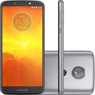 Motorola Moto E5 Xt1944 Platinum 16gb, Câm 13mp (vitrine)